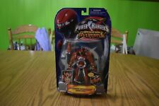 Power Rangers Operation Overdrive Mission Response Moltor Figure MOC