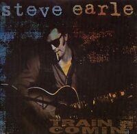 STEVE EARLE : TRAIN A COMIN' / CD - TOP-ZUSTAND