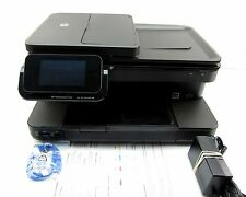 HP Photosmart Home Premium 7525 All In One Printer Copier Scanner Fax Wireless