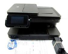 HP Photosmart Home Premium 7525 All In One Printer Copier Scanner Fax Wireless
