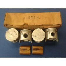 Autobianchi A112 pistoni originali pistons original N.O.S