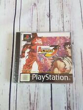 Street Fighter Alpha 3 (Sony PlayStation 1, 1999) - European Version