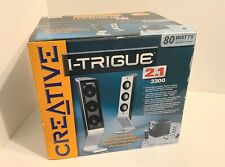 Creative Labs I-Trigue 3300 2.1 Computer Speakers