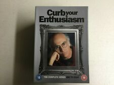 Curb Your Enthusiasm - The Complete Series 1 - 8 - Region 2