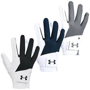2021 Under Armour Mens Right Hand Medal Golf Glove UA Left Handed Player