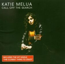 Katie Melua Call off the search (2003) [CD]