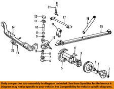 GM OEM Front Suspension-Leaf Spring 15638995