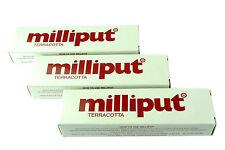 3 Packs De Terracota milliput Epoxi Masilla De Modelado relleno de cerámica reparación x1016b