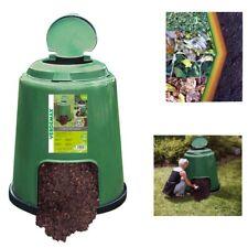 Verdemax Compostiera Rotonda da Giardino Litri 280