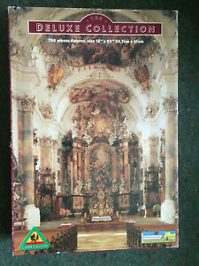 Ottobeuren Abbey- The Deluxe Collection - 750 | Vintage Jigsaw Puzzle