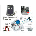 For Saltwater Boat Electric Anchor Winch With Remote Wireless Control 25 Lbs Usa