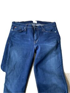 Hudson Bootleg Womans Jeans Size 29