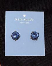 Kate Spade Women's Pearl & Gumdrop Stud Earrings (Cream, Pink, Blue, Black)