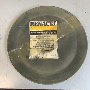 Renault 9/11/19/21 Fixed Cranckshaft Pulley Genuine NOS