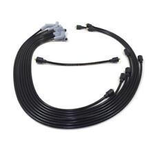 Taylor Spark Plug Wire Set 84072; ThunderVolt 8.2mm Black for Chrysler V8
