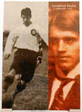 "Gottfried ""Gotti"" Fuchs + Fußball Nationalspieler DFB Fan Big Card Edition B471"