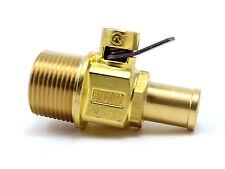 T200N: 1-11.5 NPT FUMOTO ENGINE OIL DRAIN VALVE W/ NIPPLE