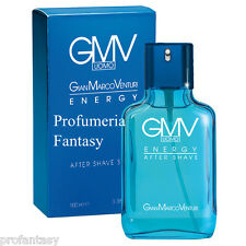 GMV PROFUMI GIAN MARCO VENTURI ENERGY AFTER SHAVE ML.100 SPRAY