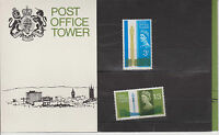 GB Presentation Pack 1965 Opening of Post Office Tower