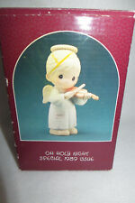 Oh Holy Night Precious Moments Figurine #522546 - 1989 - Mib