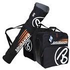 Black Orange Ski Bag Combo CHAMPION for Ski up to 190 cm Poles, Boots  Helmet