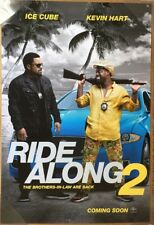 RIDE ALONG 2 MOVIE POSTER 2 Sided ORIGINAL 27x40 ICE CUBE KEVIN HART