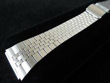 "Choice SEIKO XBA-320 Watch Bracelet, 4.50-7.00"" long, fits 20mm"