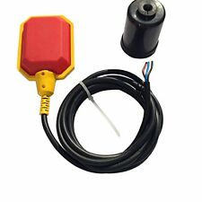 Float Switch w / 10 ft Cable, Septic System, Sump Pump, Water Tank, New, Free Sh