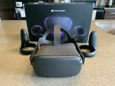 Oculus Quest - All-in-One VR Headset - Black and Unused (really)!