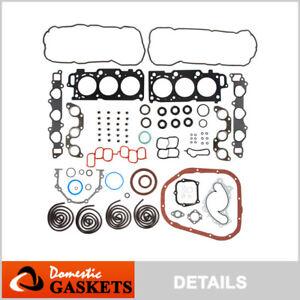 Fits 04-05 Toyota Sienna Camry Highlander Solara 3.3L V6 3MZFE Full Gasket Set