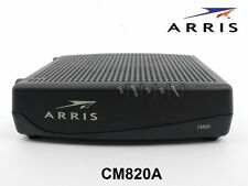 Arris CM820A  Cable Modem Docsis 3.0 - COMCAST, TWC, WOW, SUDDENLINK