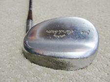 Vintage Wilson R-90 Sand Iron Golf Club Pre-1950's RH SW Wedge