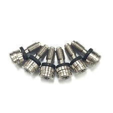 6 X OEM Titanium Titleist Screws Bolt Washer 915, 913, 910 D2 D3 sleeve adapter