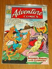 ADVENTURE COMICS #291 VG+ (4.5) DC COMICS SUPERBOY DECEMBER 1961