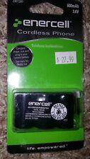 New Enercell 3.6V/600mAh Ni-Cd Cordless Phone Battery (2301281)