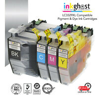 LC3329XL PIGMENT Compatible Ink Cartridges for Brother MFC-J6935DW printer