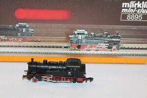 Märklin Z 8895 DB Tenderlok BR 74 701 - TOP + OVP