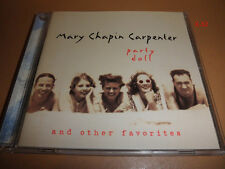 MARY CHAPIN CARPENTER cd PARTY DOLL + HITS down at twist & shout live super bowl