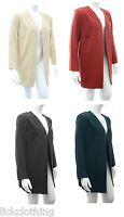 Womens 18 to 28 New Ann Harvey Style Jacket Blazer Plus Size Ladies LICK