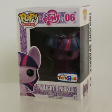 Funko POP! My Little Pony Figure -TWILIGHT SPARKLE (Glitter) #06 (Exclusive) *NM