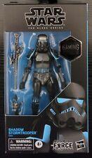 Star Wars Black Series Shadow Stormtrooper Gaming Greats Exclusive 6 inch New