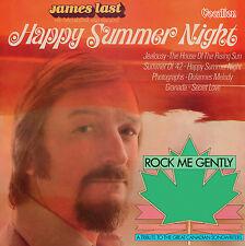 James Last - Happy Summer Night & Rock Me Gently - CDLK4539