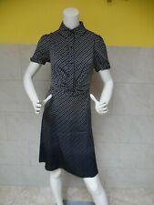 CHINE jolie robe avec ceinture 95% soie taille 1