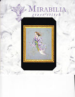 MD Mirabilia Nora Corbett design cross stitch  Shimmering Mermaid   MD71 Fantasy