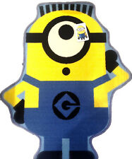 OFFICIAL DESPICABLE ME MINION RUG (LARGE) - CHILDRENS BEDROOM RUG - MINION RUG