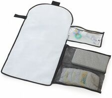Baby Nappy Changing Mat Portable Folding Travel Changing Mat Waterproof Bag