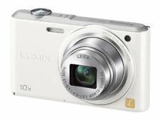 Panasonic Digital Camera Lumix Sz3 10X Optical White Dmc-Sz3-W