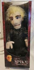 More details for angel smile time 'spike' puppet rare, buffy, ltd edition no 2082 of 5000