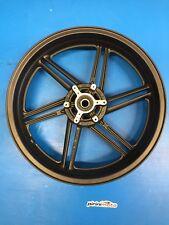 Cerchio anteriore Front Wheel Rim Honda CBF 1000 con ABS dal 2011 al 2016 Nero