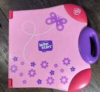 Leap Frog Leap Start 2016 Educational Learning 3-5 Age Model 6021 Tested W/book